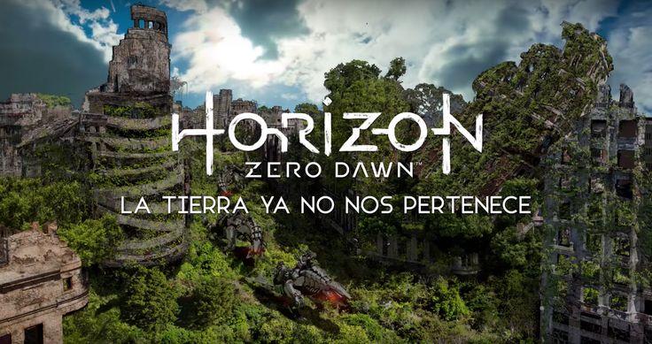 Horizon Zero Dawn: La Tierra ya no nos pertenece