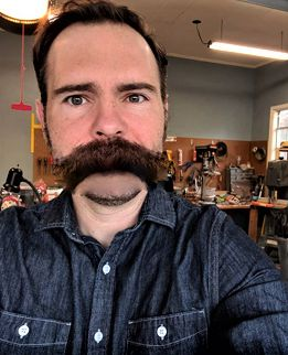 The Peculiar Walrus Mustache Style-Growing,Trimming