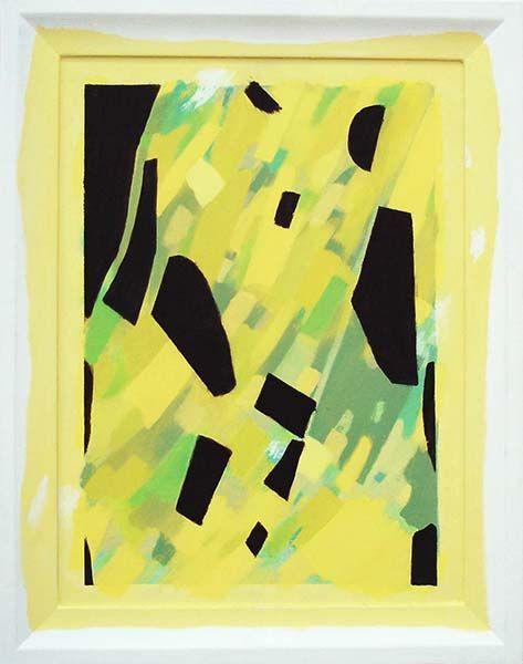 Saskia Leek, 'The Colour Course II' (2013).
