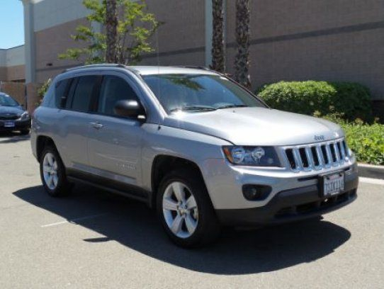 Sport Utility 2016 Jeep Compass Fwd Sport With 4 Door In Las Vegas Nv 89146 2016 Jeep Jeep Compass Jeep