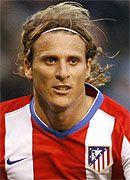 Diego Forlan, Ecuadorian international and all round great player.