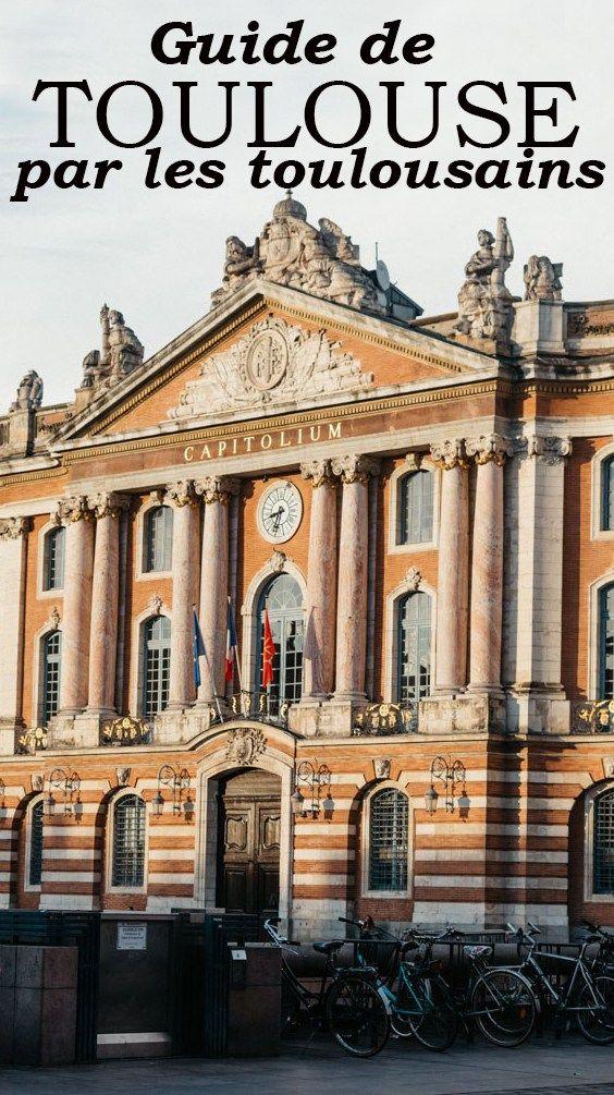 Guide de Toulouse par les toulousains © Independant people #visiteztoulouse