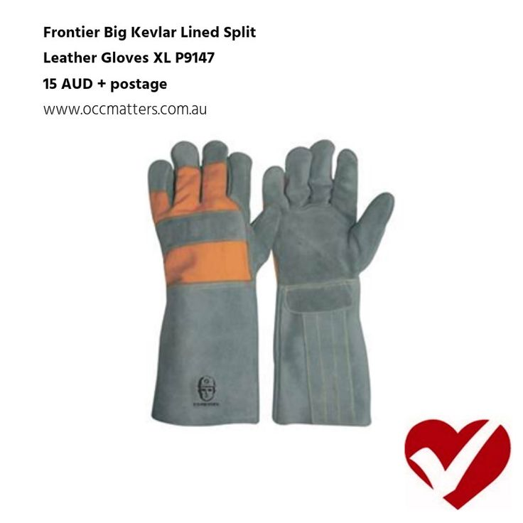 1.3mm side split leather  Yellow cotton drill breathableback  Leather reinforced wrist pulseprotection  Kevlar thread to resist burning  Kevlar felt lining for heat protection  Cotton drill sock lining      Application Uses:    Welding  Foundry Work  Smelter Work  Construction  Mining | Shop this product here: http://spreesy.com/occmatters/20 | Shop all of our products at http://spreesy.com/occmatters    | Pinterest selling powered by Spreesy.com