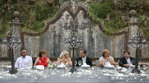 Casa dos Penedos - Wedding Venue | Palace | Fairy Tale | Sintra | Destination Wedding | Portugal | Miller Studio Fotografia