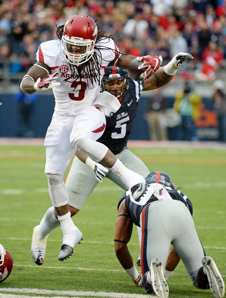 arkansas beats ole miss 53-52 | Arkansas gets improbable 53-52 OT win over No. 19 Ole Miss ...