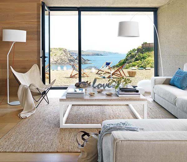 Spanish Summer House by Interior Designer Marta Esteve