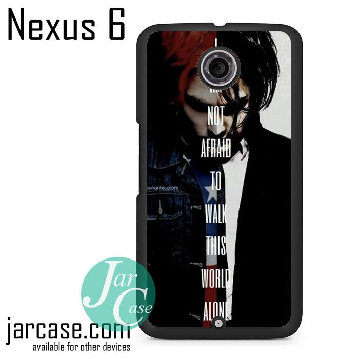 My Chemical Romance Lyrics 3 Phone case for Nexus 4/5/6