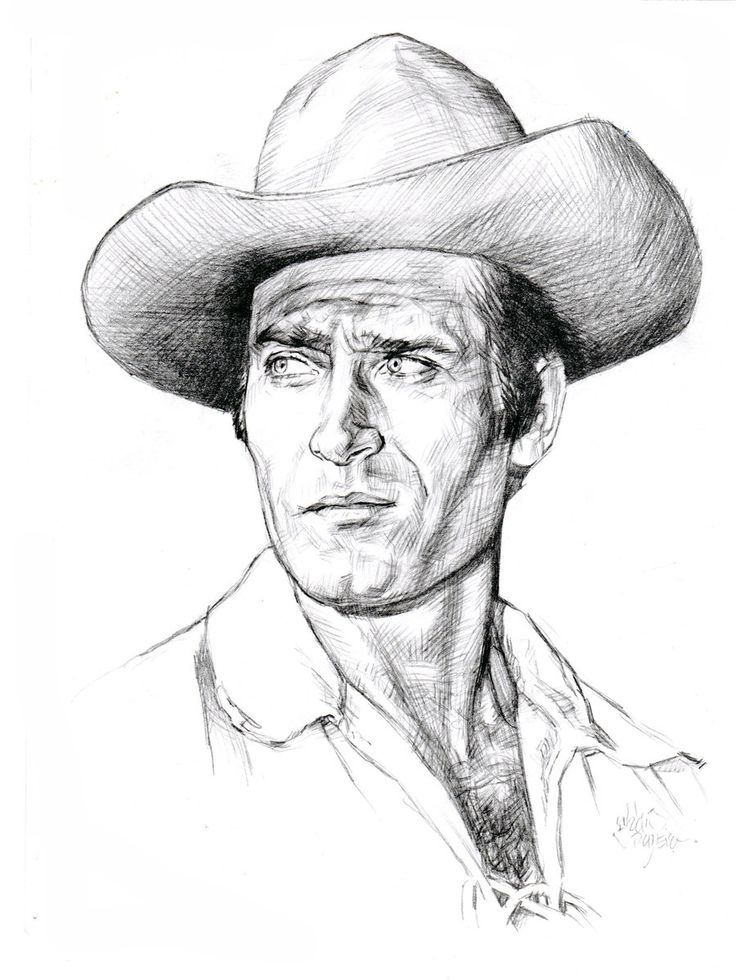 Image of Clint Walker in Cheyenne | Clint Walker as Cheyenne TV western 1955 1963 by ~AbdonJRomero on ...