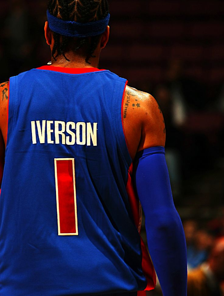 Allen Iverson officially retires from basketball.
