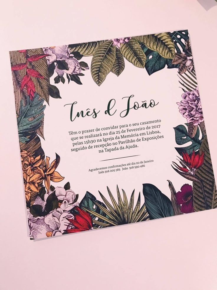Invitations   #verdeaosmolhos #design #floral #invitations #wedding #weddinginvitations #weddingdetails