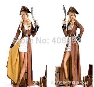 Хэллоуин женщина пират элизабет суонн косплей костюм классическая пираты карибского моря маскарад роскошный костюм пирата H013