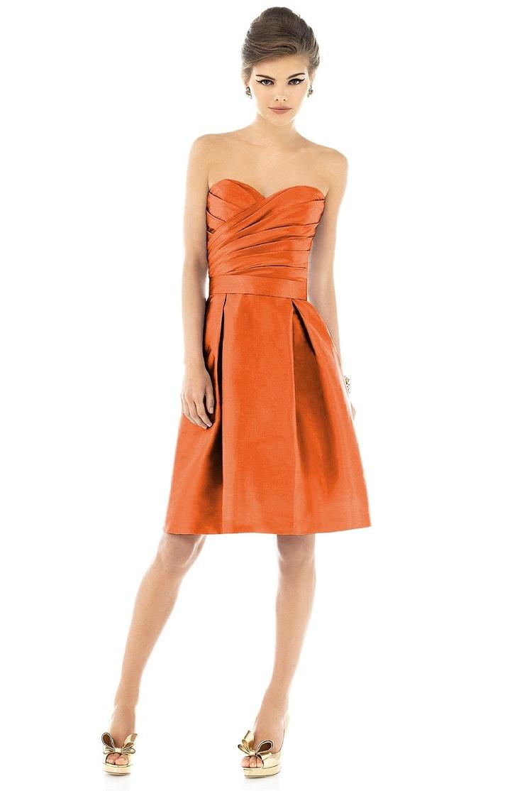 19 best bridesmaids dresses images on pinterest bridesmaids alfred sung d536 bridesmaid dress weddington way mandarin in dupioni ombrellifo Choice Image