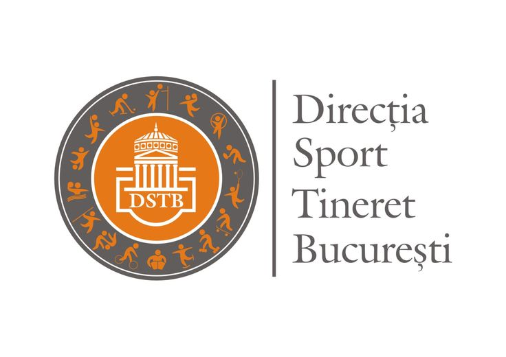 logo for DST Bucharest by Victor Calomfir