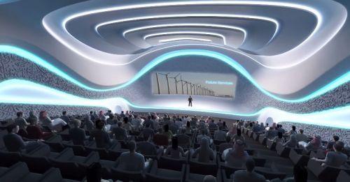 Futuristic Architecture, Dubai, Museum of the Future, year 2017, Future City, UAE, Future Architecture, Sheikh Mohammed bin Rashid by FuturisticNews.com