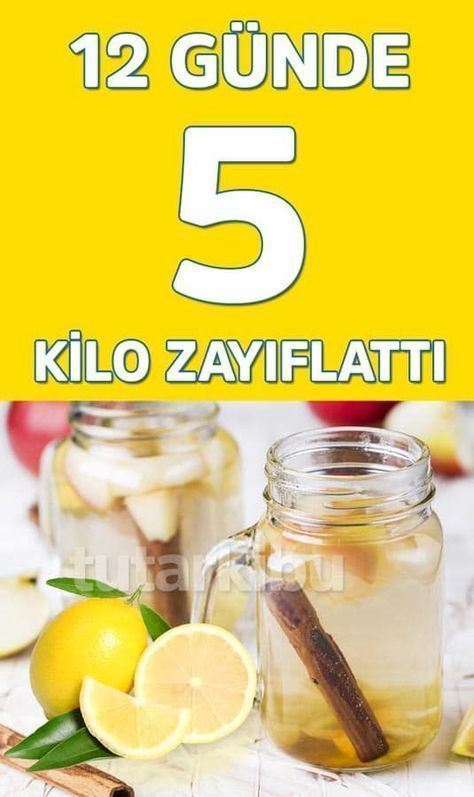 # Skincare Recipes-12 Days 5 Weight Loss Drink - Kübra Öztürk- # Skincare -...  -  Hautpflege-Rezepte