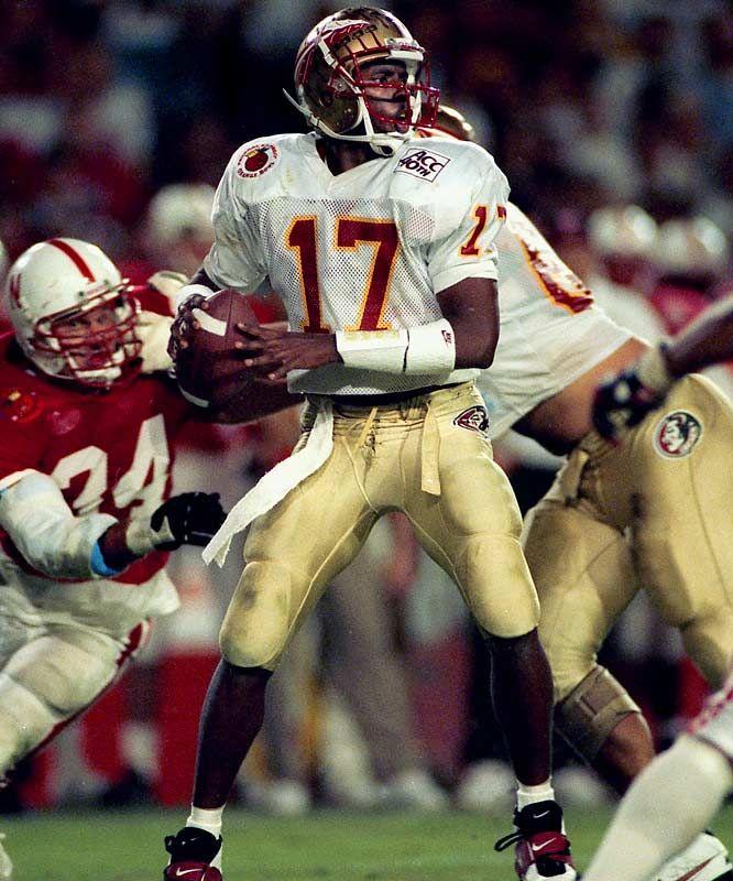 Charlie Ward, Florida State Seminoles, Football