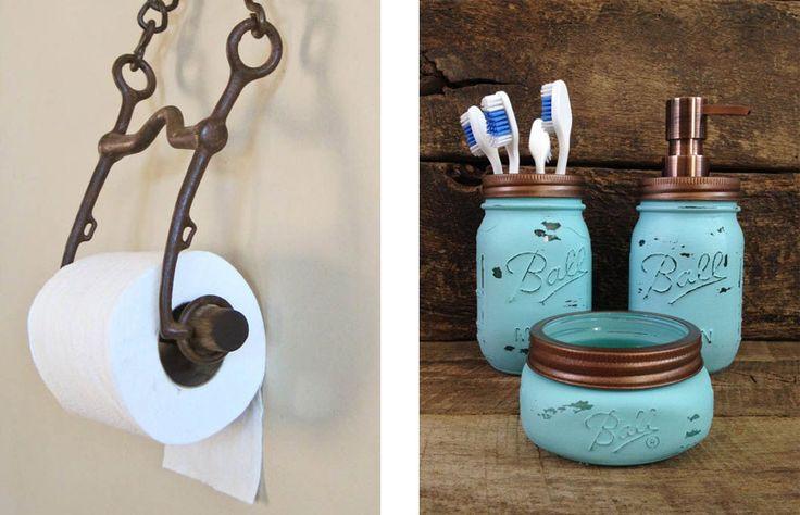 Tips imprescindibles para baños rústicos perfectos