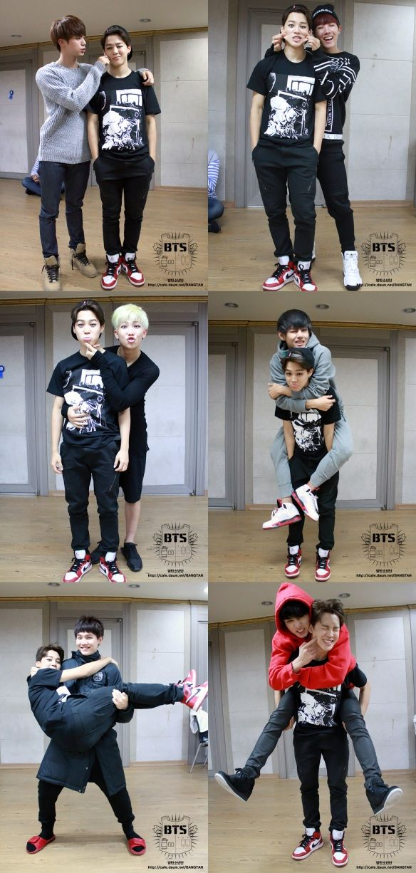 i dont see yoongi picking anyone else up tho, he loves jimin and y'all know it