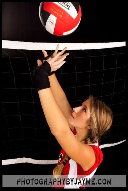 volleyball senior picture ideas - Bing Images