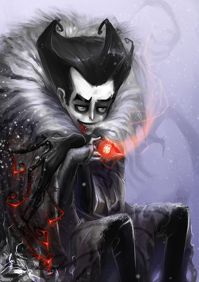 Image result for Don't starve evil wes creepypasta