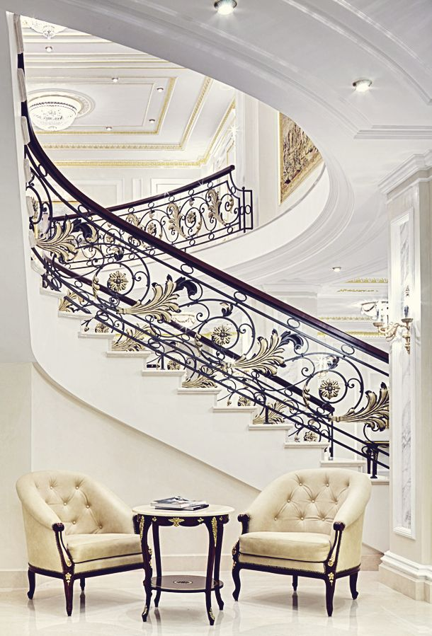 staircase ..