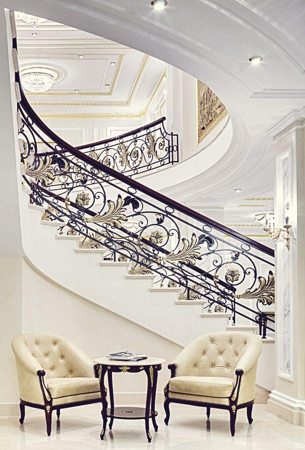 dustjacket attic: Interior Design | The State Hermitage Hotel  St. Petersburg, Russia