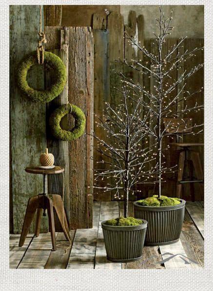 die 25 besten ideen zu weihnachtsdeko aussen auf pinterest weihnachtsdekoration f r drau en. Black Bedroom Furniture Sets. Home Design Ideas