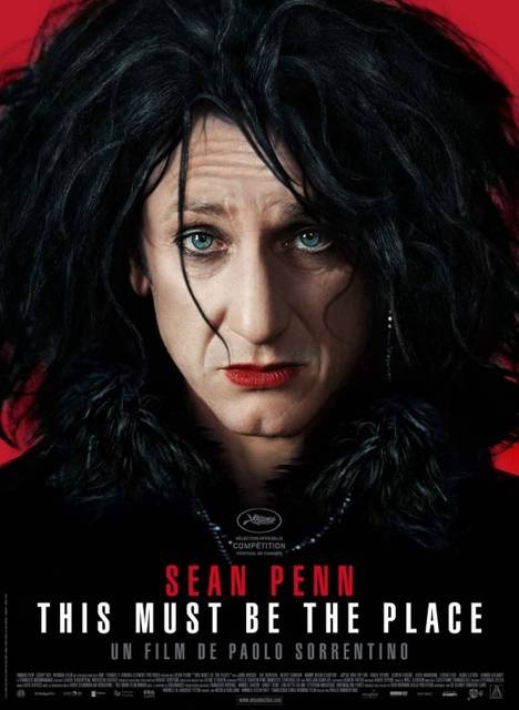 This must be the place - Paolo Sorrentino - Movie Poster