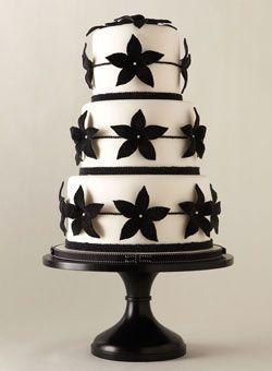 Americau0027s Most Beautiful Cakes. Black Wedding CakesBlack White ...