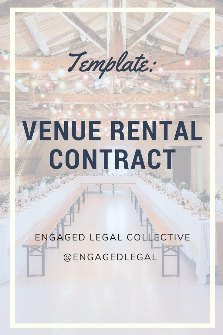 Wedding Venue Rental Contract Wedding Venue Rentals Venue Rental Event Venue Business
