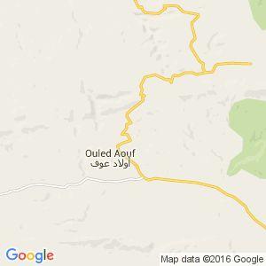 Météo Ouled Aouf , Wilaya de: Batna, Prévisions de 8 jours Ouled Aouf
