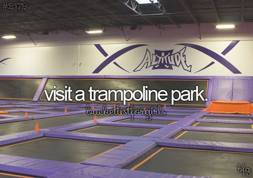 Done - July 2015 Taylor and I are awesome at trampoline park-ing