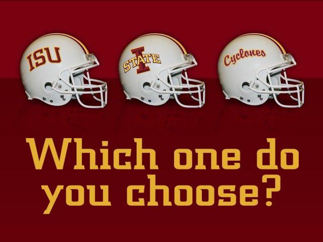 Vote For Your Favorite Design - Iowa State University Athletics ...