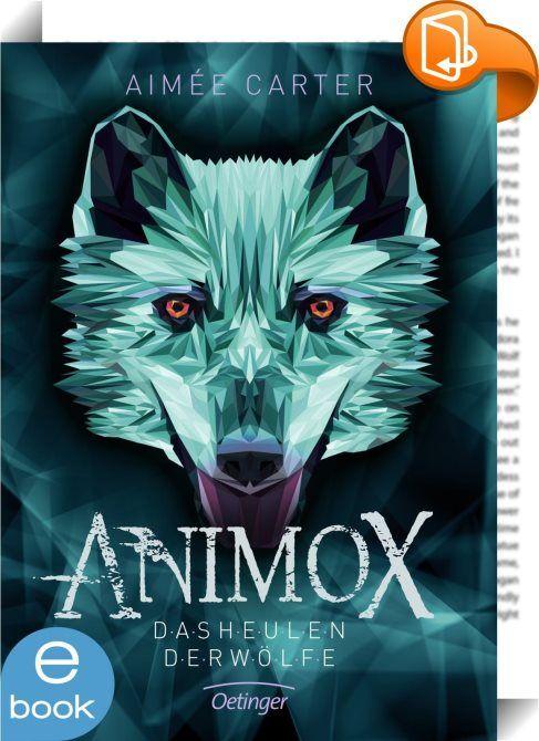 """Animox. Das Heulen der Wölfe    ::  Krieg der Tierwandler: Als Ratten seine Mutter entführen und sein Onkel sich in einen Wolf verwandelt, wird dem 12-jährigen Simon in Aimée Carters """"Animox"""" klar: Seine Familie zählt zu den sogenannten Animox – Menschen, die sich in mächtige Tiere verwandeln können. Und schon steckt er mitten im erbitterten Krieg der fünf Königreiche der Animox. Ob Simon ein Nachfahre des """"Beast King"""" ist, der sich in alle fünf Tierarten verwandeln kann?  Eine Heldeng..."""