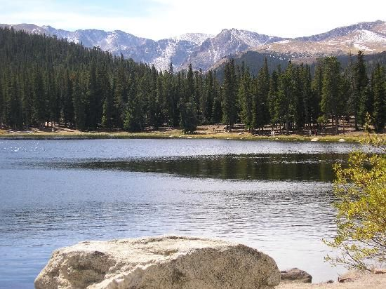 The scenery along Mount Evans Scenic Byway is some of the most spectacular in Colorado!