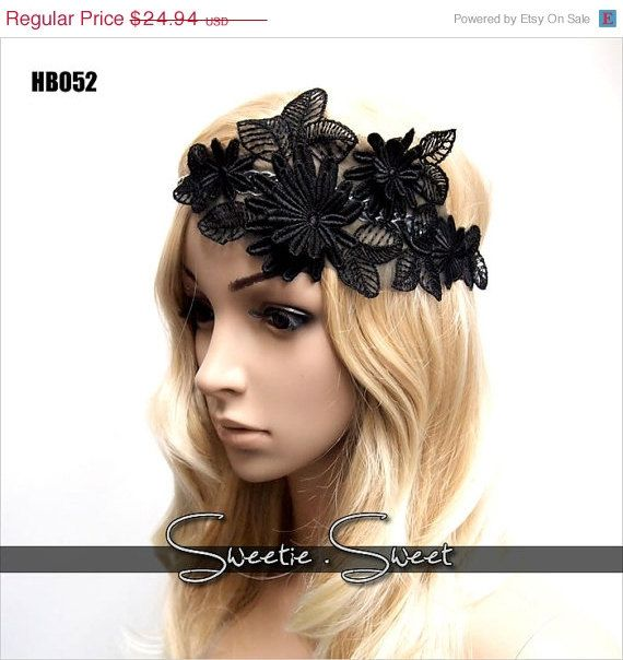 SALE 30% OFF Gatsby Flapper Headband 1920s, Bridal Wedding Hair Accessories, Hair Style  by SweetieWorkshop, $17.46