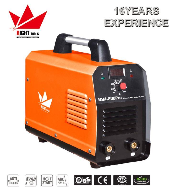 unitor MMA-200 single phase arc portable welding machine price