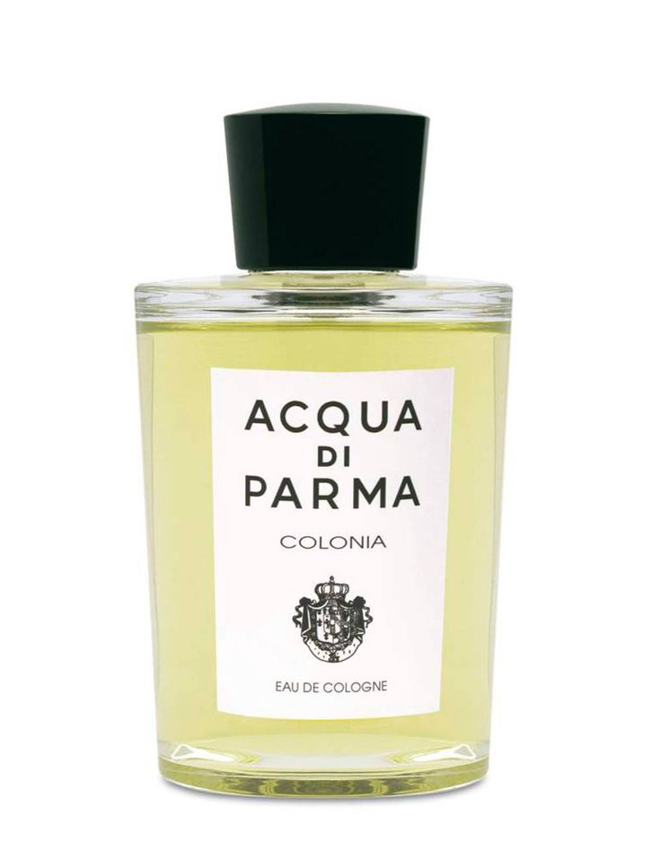 All the reasons we love Acqua di Parma cologne- it's scent, that it lingers, oh, and that Cary Grant, Ava Gardner, and Audrey Hepburn wore it.
