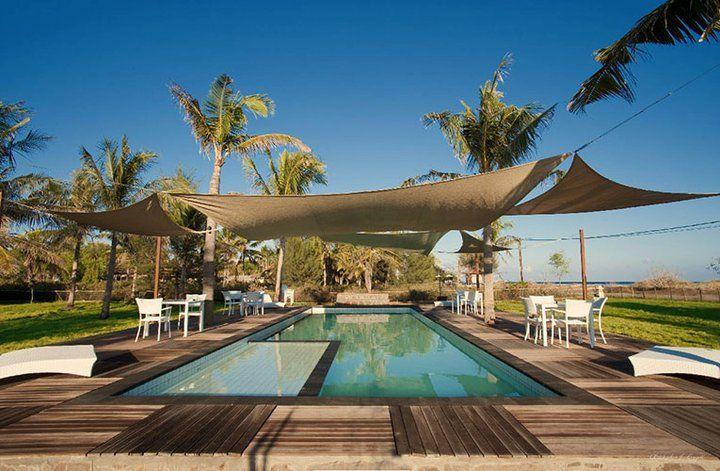 Bali Villa Pool Deck