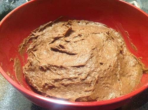 Paleo Pudding: high in protein, low in carbs and sugar.