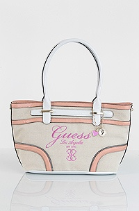 Guess Shanie Small Carryall, pink