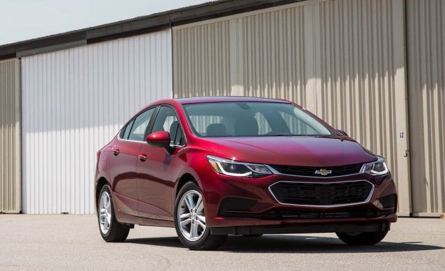 2018 Chevrolet Cruze Review