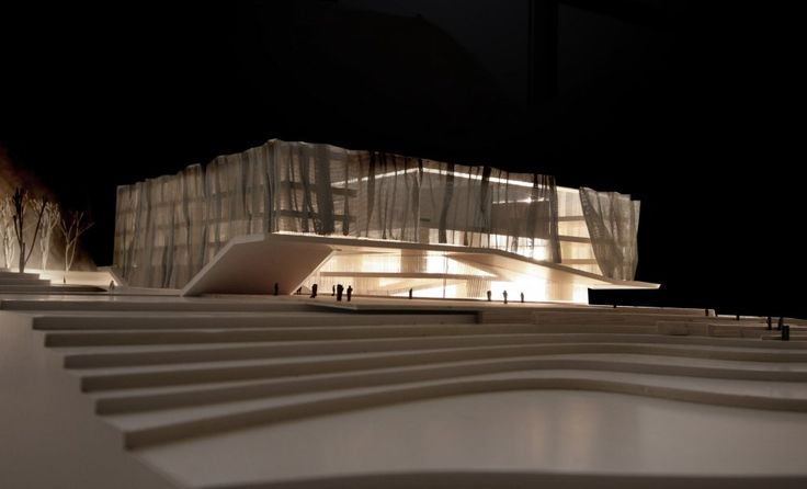"A project by: VILNIAUS ARCHITEKTŪROS STUDIJA   ""Nation Home"" in Vilnius, Lithuania"