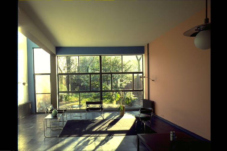 Maison guiette le corbusier antwerpen interior for Interieur antwerpen
