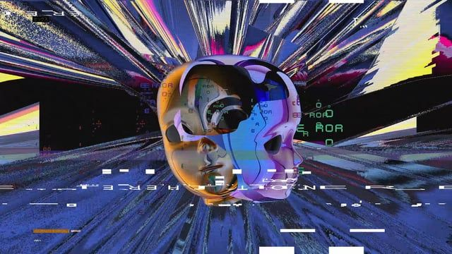 Visuals for the exibition Not There @ Fu Art gallery in Miami  Music: YDVST / soundcloud.com/YDVST