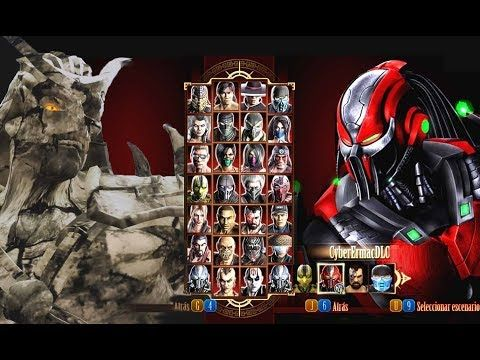 Mortal Kombat SHAO KAHN DLC MKX Costume Skin PC Mod MK9