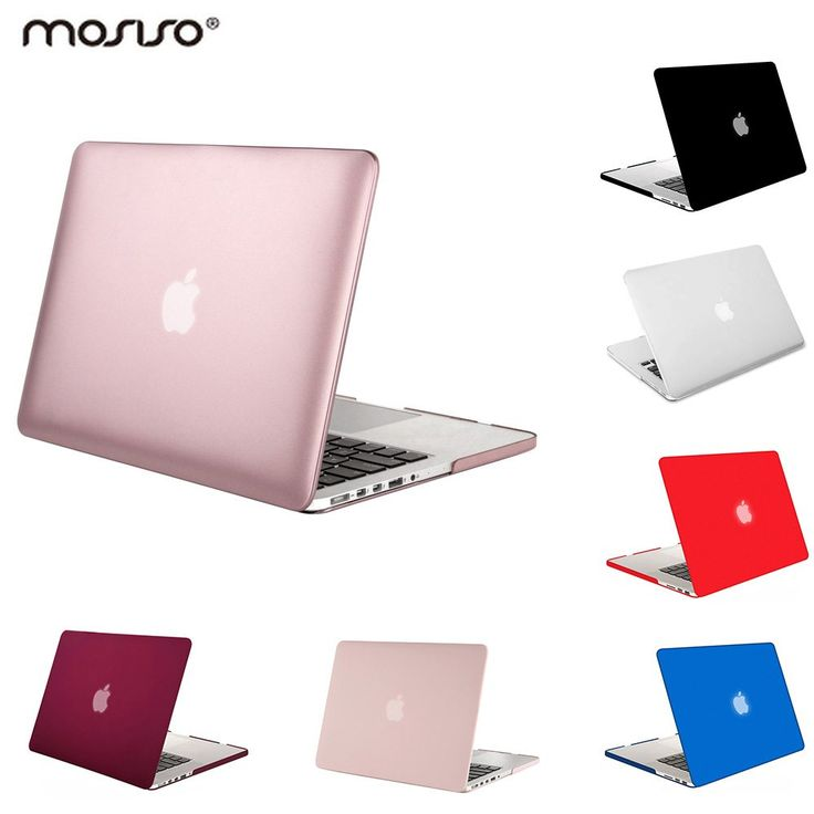 Mosiso <b>Hard Sleeve Shell Case</b> for Macbook Pro 13 15 Retina Year ...