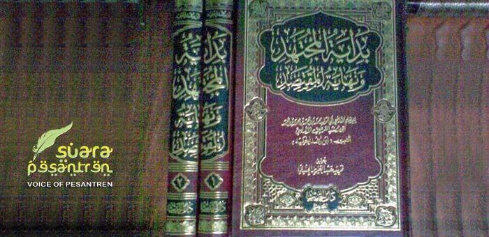 Pemikiran Fiqih Ibn Rusyd dalam kitab Bidayatul Mujtahid