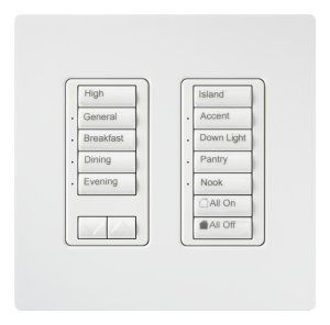 lutron basic. Light PanelLight ...  sc 1 st  Pinterest & 50 best Lutron home automation images on Pinterest | Electronics ... azcodes.com