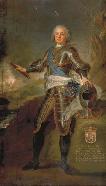 Jacques de Lorraine  prince de Lixin chevalier de l'Ordre du Saint-Esprit+St-Michel, Ordre de Malte *1698 - Paris, Saint-Sulpice Tué le 2 juin 1734 duel vs.marshal Louis Vignerot Plessis 3.Duc Richelieu Parents  Charles de Lorraine, comte de Marsan 1648-1708 Catherine Thérèse Goyon de Matignon, marquise de Lonray 1662-99 Marie 1721, Lunéville,  Marguerite Gabrielle de Beauvau-Craon 1707-1790 (sans postérité)